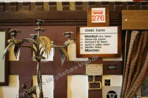 Istanbul Express -heute im Museum